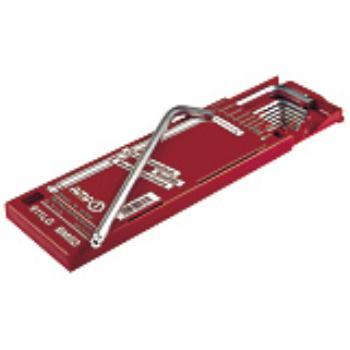 Schlüsselbox 911LG-BM8D 8-teilig Au 46078