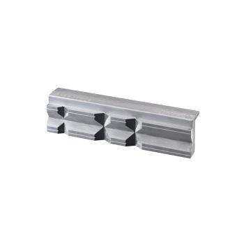 """Schutzbacke Typ """"P"""", Größe 90, aus Aluminium"""