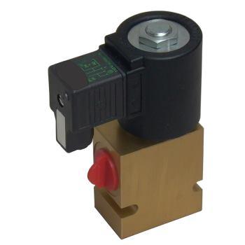 Magnetventil 24V für FLUICON-System für Schmieröle