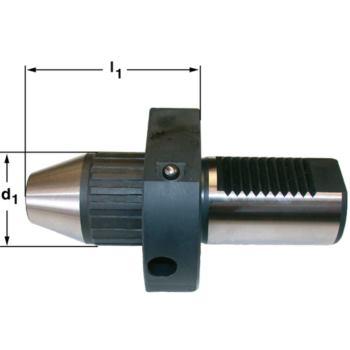 Kurzbohrfutter DIN 69880 1 - 13 mm Schaft 40 m