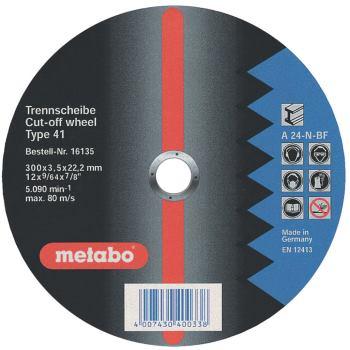 Flexiamant super 300x3,5x20,0 Stahl, Trennscheibe,