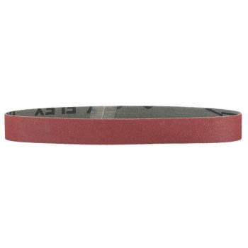 Schleifband 50x650 mm, P 100, für Doppelschleifmas