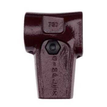 Gehäuse Gr. 750 Temperguss für Simplex-Spaltaxt 30