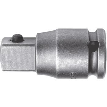 Adapter mit Vierkant 1/2 Inch - 3/4 Inch Länge 48