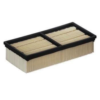Flachfaltenfilter (Papier) für Nass Trockensauger
