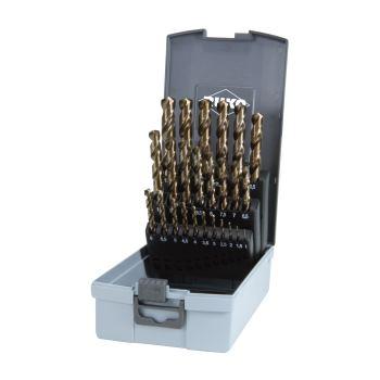Spiralbohrer Sets DIN 338-VA, HSSE-Co 5,25 pcs. in