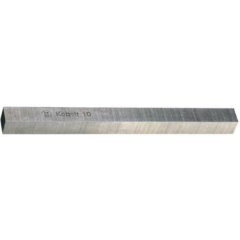 Drehlinge quadratisch Drehstahl Dreheisen HSSE 4x4x80 mm