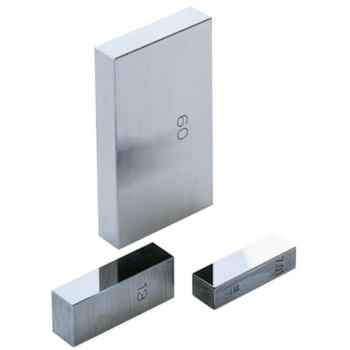 Endmaß Stahl Toleranzklasse 0 1,23 mm