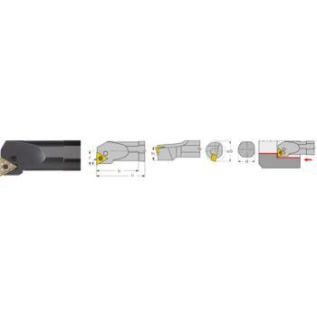 Bohrstange negativ S25T PTFN L 16