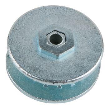 Adapter für Einzel-Eliminatorscheibe, 19 mm 515.51