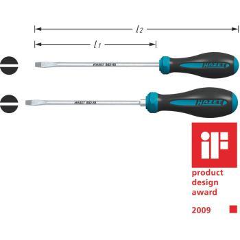HEXAnamic®-Schraubendreher 802-100 · Schlitz Profil · b: 10 mm · h: 1.6 mm