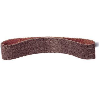 Vliesband NBS 800, 50x450 mm, coarse , F3W, Braun