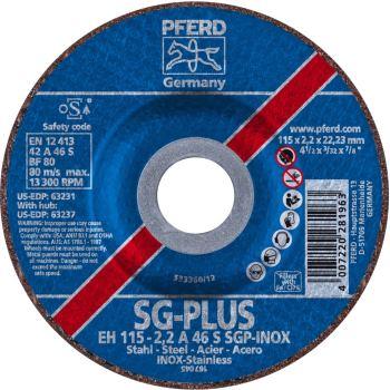 Trennscheibe EH 115-2,2 A 46 S SGP-INOX/22,23