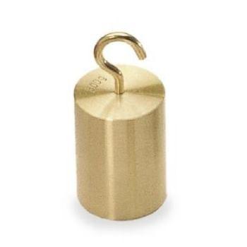 Hakengewicht 1 kg / Messing feingedreht 347-516