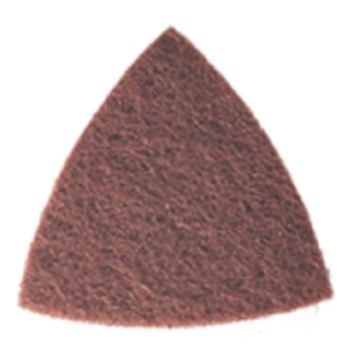 Haftschleifvlies P 280, Normalkorund, für Dreiecks
