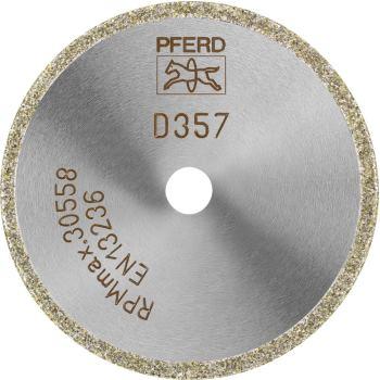 Diamant-Trennscheibe D1A1R 50-2-10 D 357 GAD