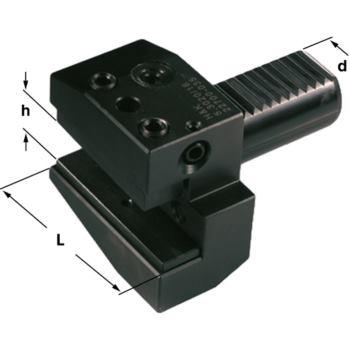 Radialhalter DIN 69880 Schaft 40 mm Größe 20/2
