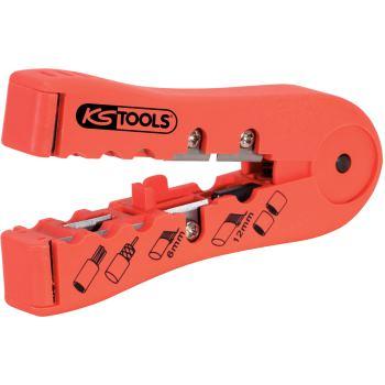 Abisolierwerkzeug für Datenkabel, 2,5-12mm 115.124