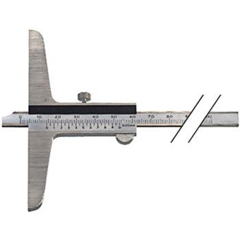 Tiefenmessschieber INOX 150 mm