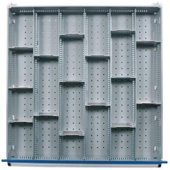 HK Einrichtungsmaterial für Schrank 700 S7 32/ 6 m