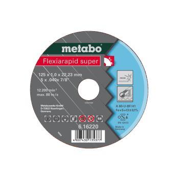 Flexiarapid super 125x1,0x22,23 Inox, Trennscheibe