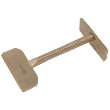 BRONZE Plattenschaber 125 mm 963.9576