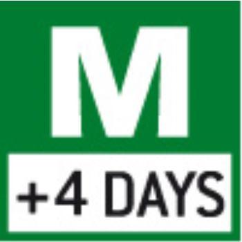 M1 200 mg Eichung (DE) / mit Eichschein 952-658