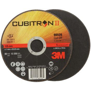 Cubitron II Trennscheiben 115 x 1,0 x 22,2 mm h