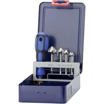 Senker HSS 90 Grad mit zyl. Schaft Durchmesser 15, 00 f. Handentgratersatz