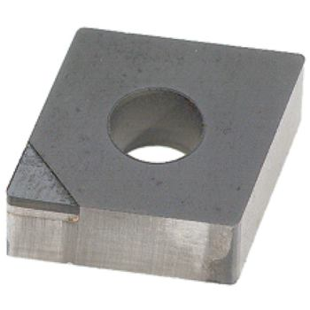CBN-Wendeschneidplatte CNMA 120404, ABC25/F, schar f