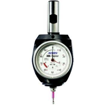 Universal 3-D-Taster Schaft Durchmesser 20 mm IP67