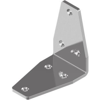 Winkel, gestanzt 56 X 35 X 3 mm, A2