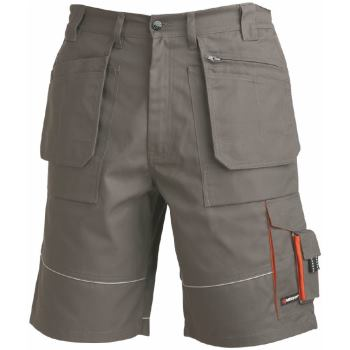 Shorts Starline® grau/orange Gr. 60