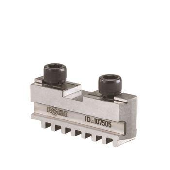 Grundbacken GB 125 mm 3-Backen