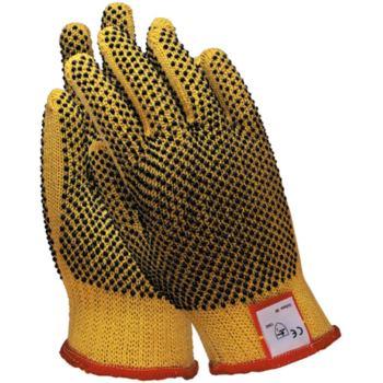 KEVLAR-Handschuhe Größe 8 beidseitig Noppen