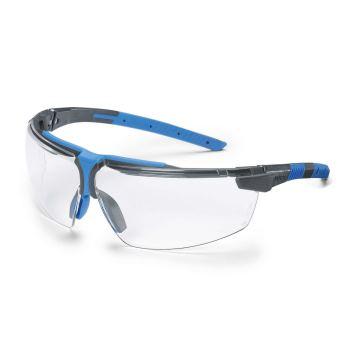 Schutzbrille i-3 verstellbare Bügel, Farbe anthra