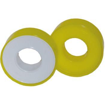 PTFE-Gewindeband L=12m D=0,10mm B=12mm