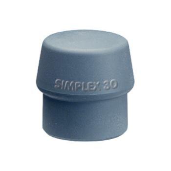 Einsatz 50mm TPE-mid für Simplex 3203050