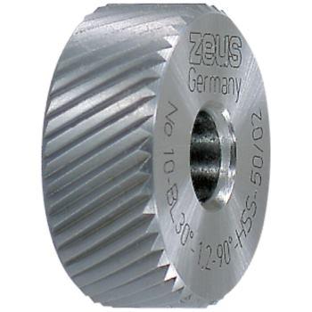 PM-Rändel DIN 403 BL 15 x 6 x 4 mm Teilung 0,8