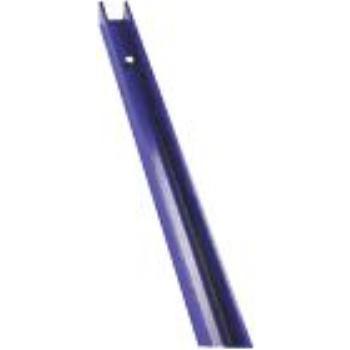 Wandanschlussprofil TS Höhe (H) 2000mm inkl. Hülse