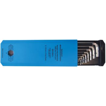 Inbusschlüssel Satz Sechskantschraubendreher 8-teilig 2-10 mm