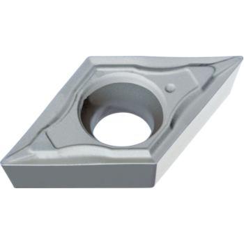 Hartmetall-Wendeschneidplatte DCMT 070202-FP