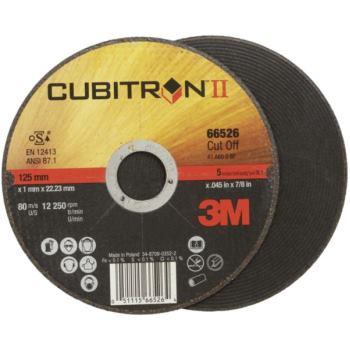 3M Cubitron II Trennscheiben 125 x 1,0 x 22,2 mm h