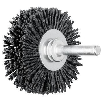 Rundbürste mit Schaft, ungezopft RBU 5015/6 CO 120 1,10