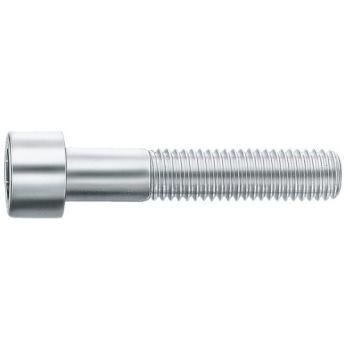 Zylinderkopfschraube mit Innensechskant und Vollgewinde ISO 4762 / DIN 912 Stahl 8.8 blank M20 x 90