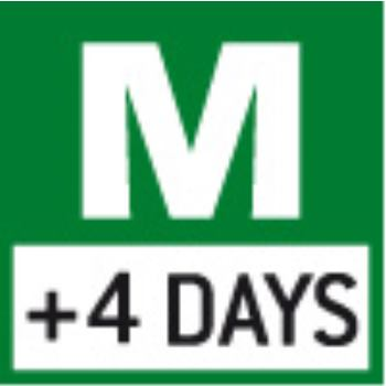M1 Eichung (DE) / 1 mg - 100 g 952-602