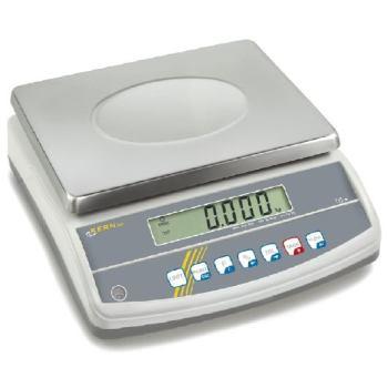 Tischwaage mit Eichzulassung / 2 g; 5 g ; 6000 g;