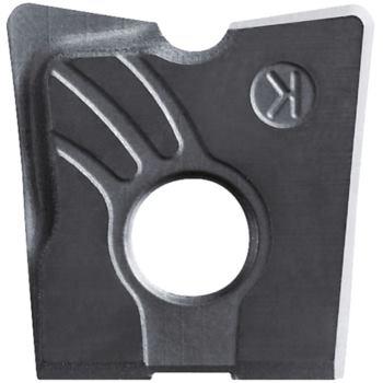 Hartmetall-Wechselschneidplatten WPB-AF 12 LC610Z