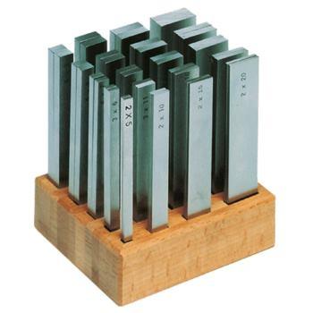 Parallelunterlage 8 - 42 mm Länge 125 mm