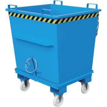 Klappbodenbehälter BKB1000, LxBxH 1040x1200x1271 m